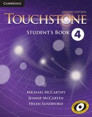 TOUCHSTONE LEVEL 4 STUDENT´S BOOK 2ND EDITION