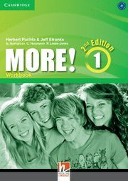 MORE! LEVEL 1 WORKBOOK 2ND EDITION