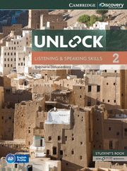 UNLOCK LEVEL 2 LISTENING AND SPEAKING SKILLS STUDENT´S BOOK AND ONLINE WORKBOOK