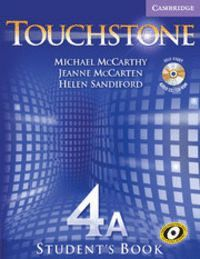 TOUCHSTONE BLENDED ONLINE LEVEL 4 STUDENT'S BOOK A WITH AUDIO CD/CD-ROM AND ONLINE WORKBOOK A