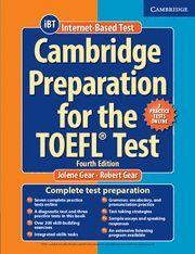 CAMB PREP TOEFL 4ED BK/ONLINE PRACT TEST/CD