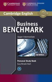 BUSINESS BENCHMARK UPPER INTERMEDIATE BULATS AND BUSINESS VANTAGE PERSONAL STUDY BOOK 2ND EDITION