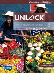 UNLOCK LEVEL 3 LISTENING AND SPEAKING SKILLS STUDENT´S BOOK AND ONLINE WORKBOOK