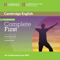 COMPLETE FIRST CLASS AUDIO CDS (2) 2ND EDITION