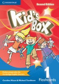 KID´S BOX LEVEL 1 FLASHCARDS (PACK OF 96) 2ND EDITION