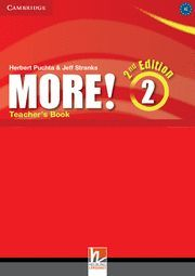 MORE! LEVEL 2 TEACHER'S BOOK 2ND EDITION