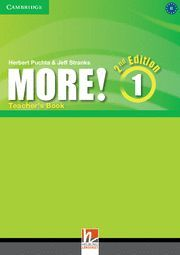 MORE! LEVEL 1 TEACHER'S BOOK 2ND EDITION