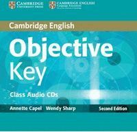 OBJECTIVE KEY CLASS AUDIO CDS (2) 2ND EDITION