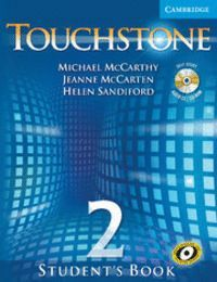 TOUCHSTONE BLENDED ONLINE LEVEL 2 STUDENT'S BOOK A WITH AUDIO CD/CD-ROM AND ONLINE WORKBOOK A