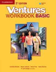 VENTURES BASIC WORKBOOK WITH AUDIO CD 2ND EDITION