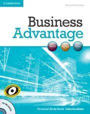 BUSINESS ADVANTAGE INTERMADIATE B1 CD