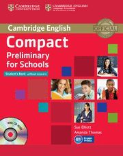 COMPACT PREL FOR SCHOOLS ST WITHOUT ANSWERS+CD