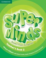 SUPER MINDS AMERICAN ENGLISH LEVEL 2 TEACHER´S BOOK