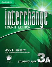 INTERCHANGE LEVEL 3 STUDENT´S BOOK A WITH SELF-STUDY DVD-ROM 4TH EDITION