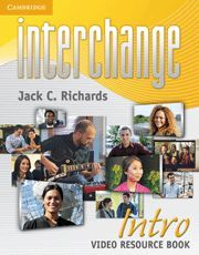 INTERCHANGE INTRO VIDEO RESOURCE BOOK 4TH EDITION