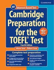 CAMNBRIDGE PREPARATION FOR THE TOEFL TEST (4TH ED.). BOOK WITH ONLINE PRACTICE T IBT INTERNET-BASED