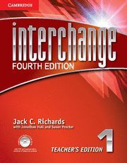 INTERCHANGE LEVEL 1 TEACHER´S EDITION WITH ASSESSMENT AUDIO CD/CD-ROM 4TH EDITION