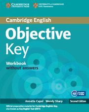 OBJECTIVE KEY WORKBOOK WITHOUT ANSWERS 2ND EDITION