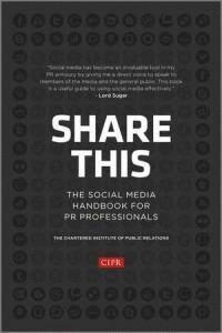 SHARE THIS THE SOCIAL MEDIA HANDBOOK FOR PR PROFESSIONALS