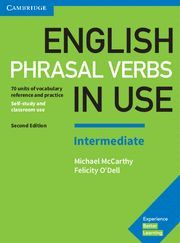 ENGLISH PHRASAL VERBS IN USE INTERMEDIATE BOOK WITH ANSWERS 2ND EDITION