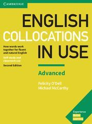 ENGLISH COLLOCATIONS IN USE ADVANCED BOOK WITH ANSWERS 2ND EDITION
