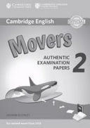 MOVERS 2 ANSWER BOOKLET (2018 EXAM)