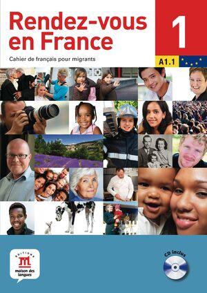 RENDEZ-VOUS EN FRANCE 1. NIVEL A1.1