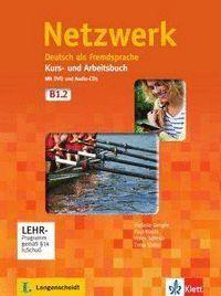 NETZWERK B1, LIBRO DEL ALUMNO + 2 CD + DVD