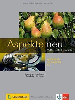ASPEKTE NEU C1, LIBRO DE EJERCICIOS CON CD