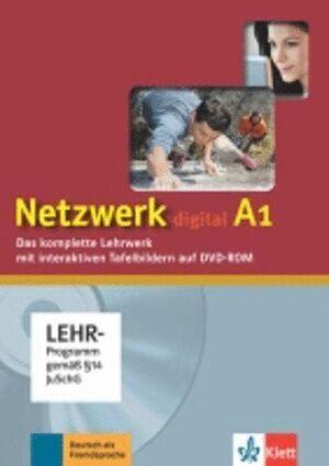 NETZWERK A1 APLICACION DIGITAL DVD
