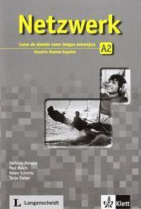 NETZWERK A2 GLOSARIO ESPAÑOL
