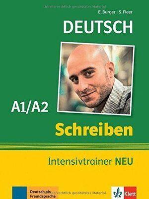 SCHREIBEN INTENSIVTRAINER NEU A1/A2