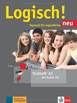 LOGISCH NEU A1 TESTHEFT+AUDIO CD