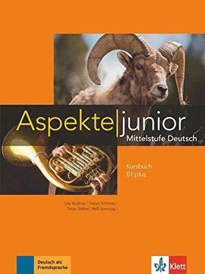 ASPEKTE JUNIOR B1+, LIBRO DEL ALUMNO CON VIDEO Y AUDIO ONLINE
