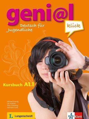 GENI@L KLICK A1.1, LIBRO DEL ALUMNO CON AUDIO ONLINE