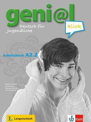 GENI@L KLICK A2.2, LIBRO DE EJERCICIOS CON AUDIO ONLINE