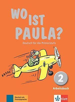 WO IST PAULA? 2, LIBRO DE EJERCICIOS