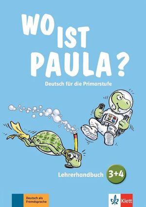 WO IST PAULA 3+4 PROFESOR