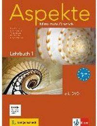 ASPEKTE 1 (B1+), LIBRO DEL ALUMNO + DVD