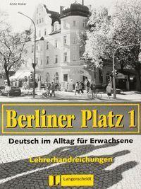 BERLINER PLATZ 1 PROFESOR