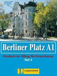 BERLINER PLATZ A1/2  L 7-12 KURSBUCH + ARBEITSBUCH + CD ZUM ARBEITSB.