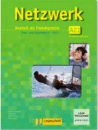 NETZWERK A2, LIBRO DEL ALUMNO Y LIBRO DE EJERCICIOS, PARTE 1 + 2 CD + DVD
