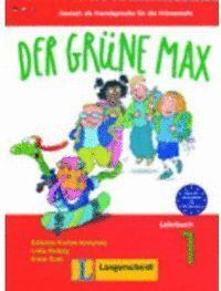 DER GRÜNE MAX 1 LEHRBUCH