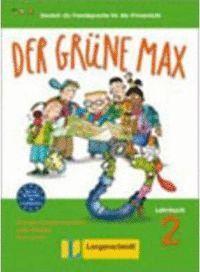 DER GRÜNE MAX 2. LEHRBUCH
