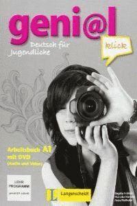 GENI@L KLICK A1, LIBRO DE EJERCICIOS + DVD-ROM