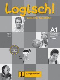 LOGISCH! A1, LIBRO DE EJERCICIOS + CD + CD-ROM