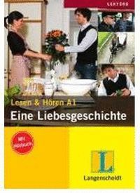 LIEBESGESCHICHTE+CD LEKT1 LESEN & HÖREN A1