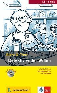 DETEKTIV WIDER W+CD LEKT1