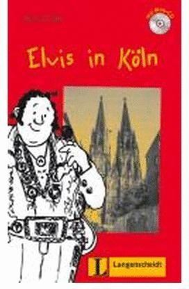 ELVIS IN KOLN+CD LEKT1