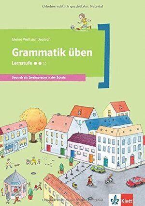 GRAMMATIK UBEN LERNSTUFE 2